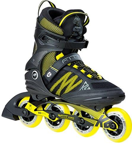 K2 Herren Inline Skate F.I.T. Pro 84, mehrfarbig, 42 EU, 30B0013.1.1.090