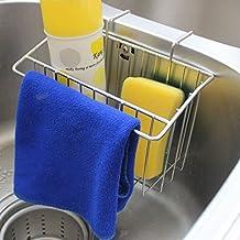 Sink Hanging Storage Box Filtro supporto del gancio dell