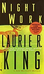 Night Work (Kate Martinelli) by Laurie R. King (2000-11-28)