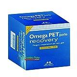 OMEGA PET RECOVERY 120 PERLE - Integratore per il recupero da malattie infiammatorie e degenerative per cane e gatto
