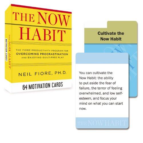 Now Habit Motivation Cards (Tarcher Inspiration Cards)