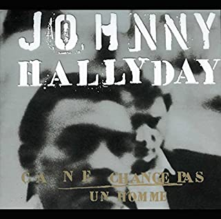 Ca ne change pas un homme by Johnny Hallyday (B0000084D9) | Amazon price tracker / tracking, Amazon price history charts, Amazon price watches, Amazon price drop alerts