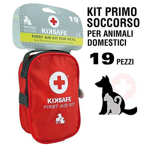 Kit Verbandskasten für Tiere EG