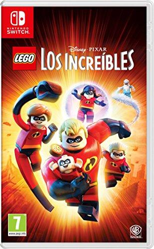 Lego Los Increíbles (precio: 49,99€)