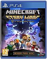 Minecraft: Story Mode - A Telltale Game Series - Season Disc (PS4)