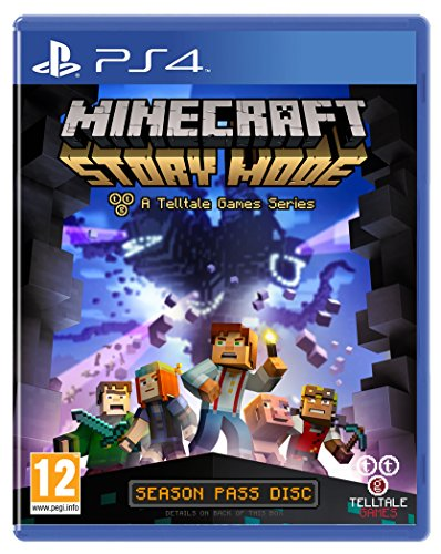 Minecraft: Story Mode - A Telltale Game Series - Season Disc [Importac