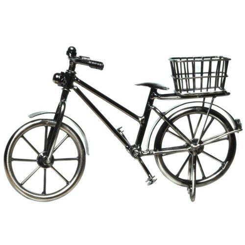 Preisvergleich Produktbild Deko Fahrrad mit Korb Geldgeschenk