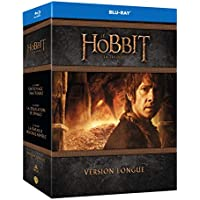 Le Hobbit - Version Longue - La Trilogie - Coffret Blu-Ray