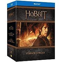 Le Hobbit - Version Longue - La Trilogie - Coffret Blu-Ray