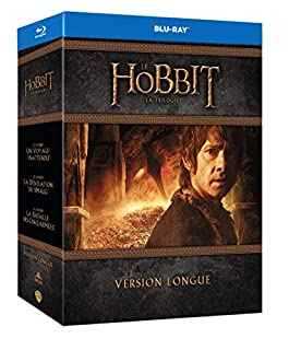 Le Hobbit - Version Longue - La Trilogie - Coffret Blu-Ray [Version longue - Blu-ray] [Version longue - Blu-ray] (B013RIRV3U) | Amazon price tracker / tracking, Amazon price history charts, Amazon price watches, Amazon price drop alerts