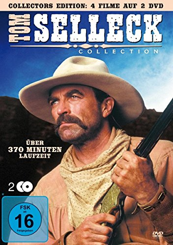 Tom Selleck Collection [2 DVDs]