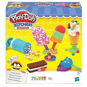 Play-Doh Helados Deliciosos (Hasbro E0042EU4)