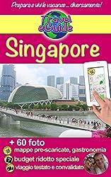 Singapore: Una città-Stato che vi farà ricredere su tutto ciò che sapete sull'Asia. Dei grattacieli nel mezzo della giungla, una popolazione eterogenea, ... di strada, templi (Travel eGuide Vol. 7)