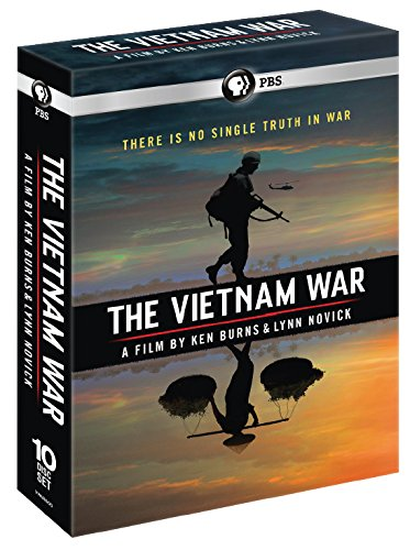 Bild von The Vietnam War: A Film by Ken Burns & Lynn Novick - The Complete 18hrs 10 DVD Boxset [UK Import]