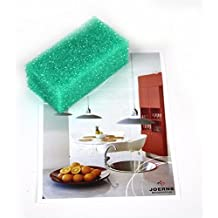 empasa Esponja, esponja–Verde–Set con 10pieza, tamaño. 10x 4x 6cm