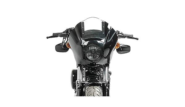 Lampenmaske Mg8 Für Harley Dyna Low Rider S 99 17 Lampen Verkleidung Klar Auto
