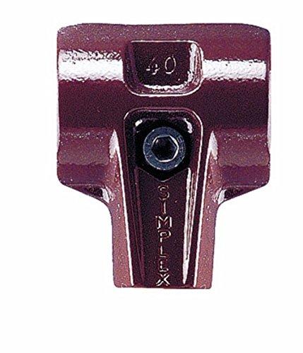 Preisvergleich Produktbild SIMPLEX-Stahlgussgehäuse | Ø=80 mm | 3011.080