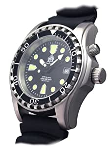 """Tauchmeister diver watch """"Automatic Movt."""" Sapphire glass - Helium Velve T0257"""