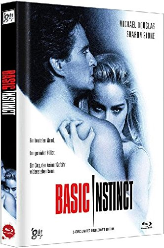 Basic Instinct - Mediabook  (+ DVD) [Blu-ray] [Limited Collector's Edition]