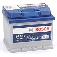 BOSCH S4 001 Silver Batteria 12V 440A (EN) 44Ah Linea Blu