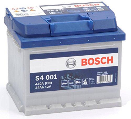0092S40010 SMC - BOSCH S4001- Batterie pour voiture, 12V 44Ah, 440 A