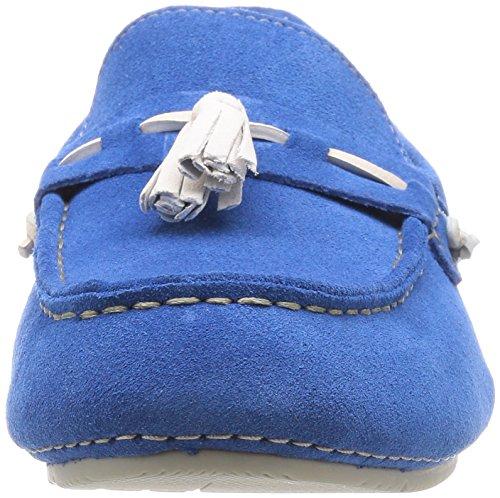 Clarks  Marcos Bee, Mocassins pour homme Bleu