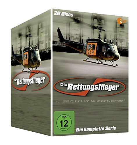 Box - Komplettbox - Staffel 1-11 (26 DVDs)