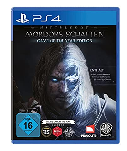 Mittelerde: Mordors Schatten - Game of the Year Edition -