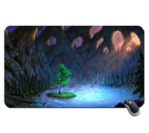 World of Warcraft 1794701Super Big Mousepad Maße: 23,6x 13,8x 0,2(60x 35x 0,2)