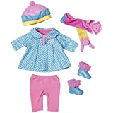 Zapf Creation 823828 - Baby Born Deluxe Kalte Tage