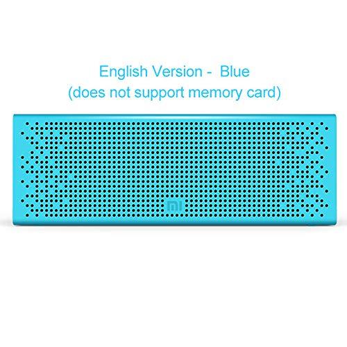 USB-Bluetooth-Lautsprecher Säulenlautsprecher Vibrationslautsprecher Musik Bluetooth-Player EmpfängerDE.Blau ()