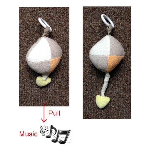 MiniDream Baby Musical Jumbo Playmat Activity Gym – Beige