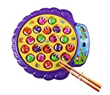 #4: SmartPick Catching Game,8 Small Multicolored Fishes,2 Fishing Rods,2 Players Game ( Colour May Vary )