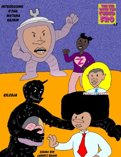 The Kid With The Cubed Fro issue 2 (English Edition)