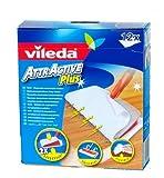 Vileda VIL125741 Attractive Plus Mop Refills (Pack 12)