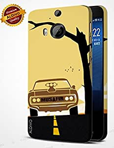 alDivo Premium Quality Printed Mobile Back Cover For HTC One M9 Plus / HTC One M9 Plus Back Case Cover (MKD182)