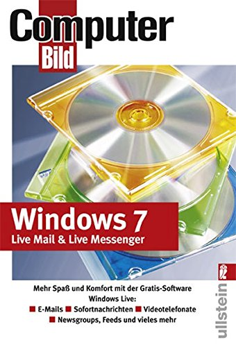 Windows 7: Live Mail & Live Messenger