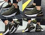GNEDIAE Herren C270 Low-top Freizeitschuhe Flache Schuhe Grün 43 EU - 7