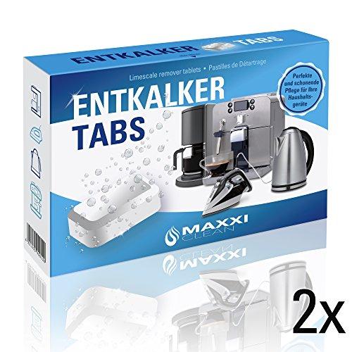 Maxxi Clean 2x50 Entkalker-Tabs, Kalkl