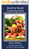 Month by Month Gardening Guide / Free Resource Guide Included