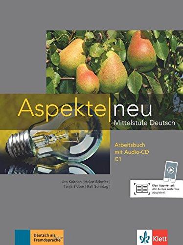 Aspekte. Arbeitsbuch. Per le Scuole superiori. Con DVD-ROM: Aspekte neu c1, libro de ejercicios con cd: 3