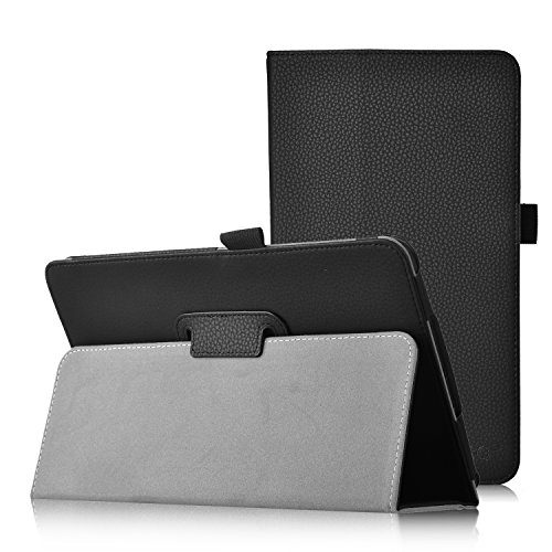 Samsung Galaxy Tab A 10.1 Funda Case - IVSO Slim-Book Case Funda...