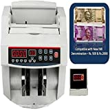 #6: SWAGGERS HEAVY DUTY MODEL COUNTING MACHINE WITH FAKE NOTE DETECTOR & LCD DISPLAY ( NEW & OLD INDIAN CURRENCIES.COUNTING SPEED 1000 NOTES/MIN