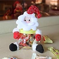 YUYU Natale creativo decorazioni dono caramelle vaso decorazione fornisce , old man