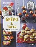 Apéro & tapas - 50 recettes & 15 vidéos...