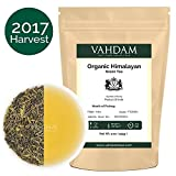 Tè verde biologico in foglie dall'Himalaya (100+ tazze), tè verde disintossicante per perdere peso, da piantagioni di alta quota. Ricco di antiossidanti.