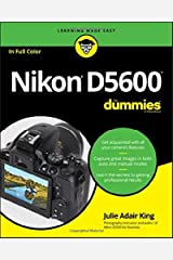 Nikon D5600 For Dummies (For Dummies (Lifestyle)) Paperback