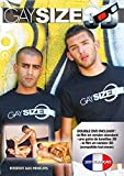 Gay Size - DVD France DOUBLE Film Gay X