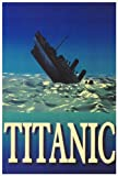 Titanic Plakat Movie Poster (27 x 40 Inches - 69cm x 102cm) (1943)