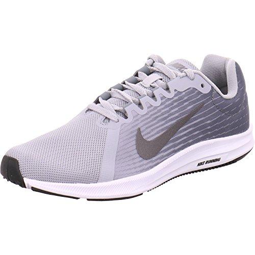 Nike Downshifter 8, Chaussures de Running Homme Gris